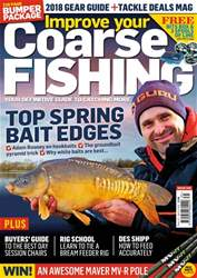 Improve Your Coarse Fishing issue Issue 335