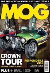 MOG Magazine issue Issue 69 - March 2018