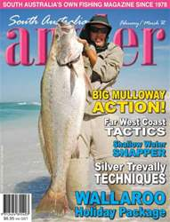 SA Angler Feb-Mar 2012 issue SA Angler Feb-Mar 2012