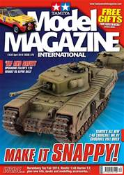 Tamiya Model Magazine issue 270 April 2018