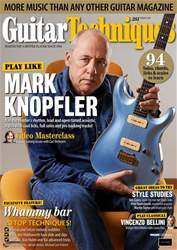 Guitar Techniques issue Spring 2018