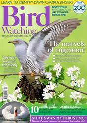Bird Watching issue April 2018