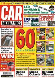 Car Mechanics issue April 2018