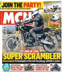 MCN issue 14th March 2018