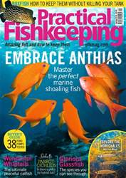 Practical Fishkeeping issue Spring Issue 2018