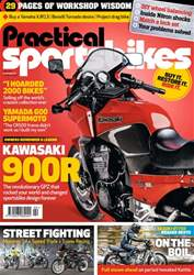 Practical Sportsbikes issue April 2018