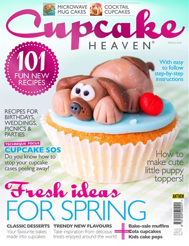 Food Heaven issue Cupcake Heaven