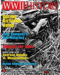 WW2 History Magazine issue April 2018