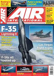 AIR International issue   April 2018
