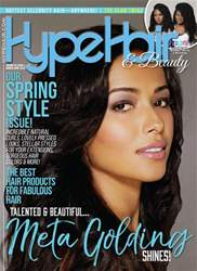 Hype Hair issue March/April 2018