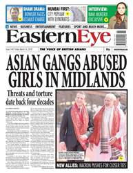 Eastern Eye Newspaper issue 1447