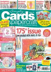 Simply Cards & Papercraft issue Issue 175