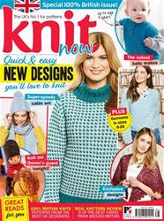 Knit Now issue Issue 86