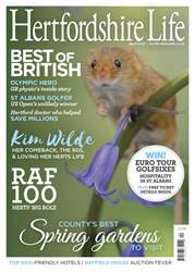 Hertfordshire Life issue Apr-18