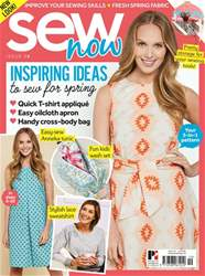 Sew Now issue Sew Now 19