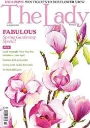 The Lady issue 16 March 2018