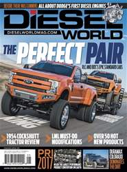 Diesel World issue May 2018