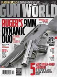 Gun World issue April 2018