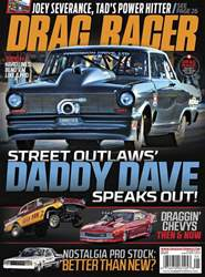 Drag Racer issue May 2018