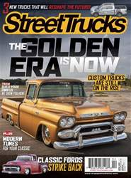 Street Trucks issue April 2018