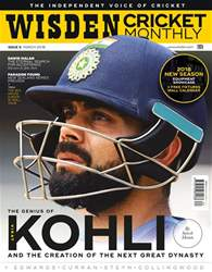 Wisden Cricket Monthly issue March 2018