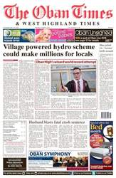 The Oban Times & Lochaber Times issue 15 March 2018