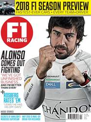 F1 Racing issue April 2018