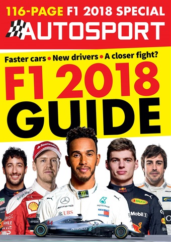 Autosport issue 15th March 2018