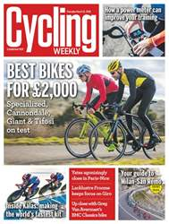 Cycling Weekly issue 15th March 2018