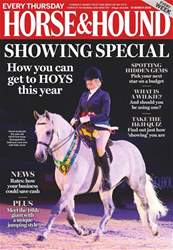 Horse & Hound issue 15th March 2018