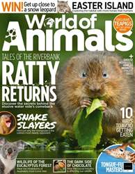 World of Animals issue Issue 57