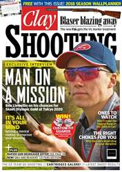 Clay Shooting issue April 2018