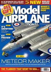 Model Airplane International issue 153 April 2018