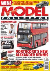 Model Collector issue Apr-18