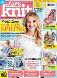 Let's Knit issue Apr-18