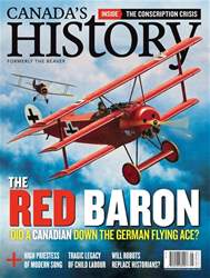 Canada's History issue Apr/May 2018