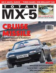 Total MX-5 Magazine Cover