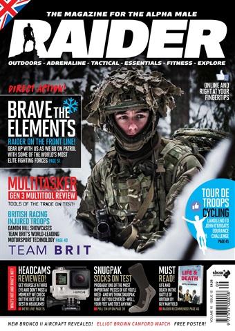 Raider issue Vol 10 iss 12