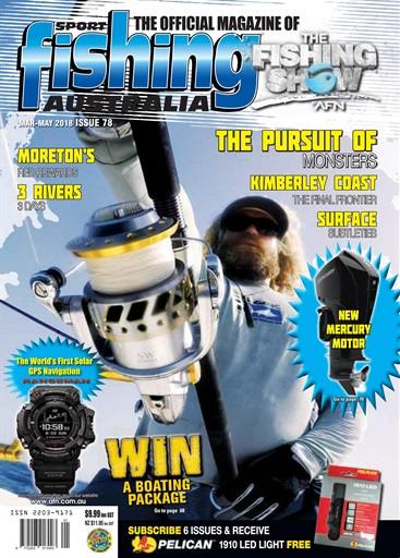Sports Fishing Australia Digital Issue