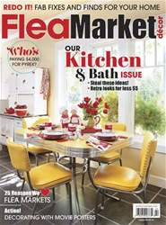 Flea Market Décor issue Apr/May 2018