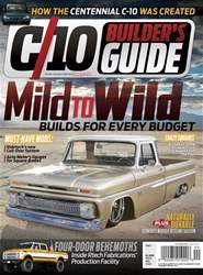 C10 Builder Guide Summer18 issue C10 Builder Guide Summer18