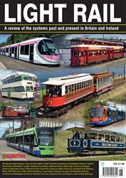 Modern Locomotives Illustrated issue Light Rail
