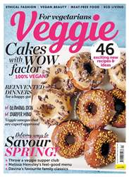 Veggie Magazine issue Apr-18