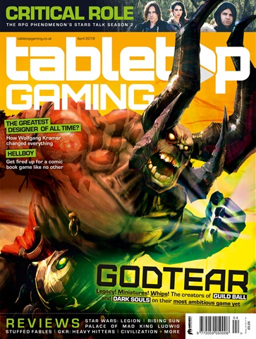 Tabletop Gaming issue April 2018 (#17)