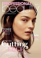 Professional Beauty April 2018 issue Professional Beauty April 2018