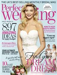 Perfect Wedding issue April 2018