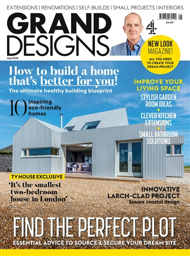 Grand designs magazine may 2018 subscriptions pocketmags grand designs digital issue malvernweather Gallery
