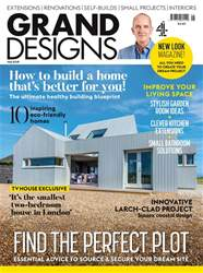 Grand Designs issue May 2018