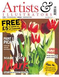 Artists & Illustrators issue May-18