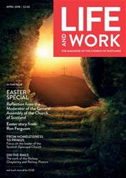 Life and Work issue April  2018